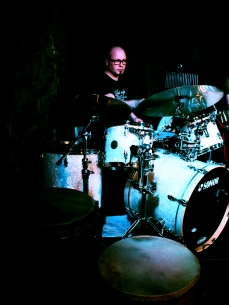 On Drums Mr. Alan Raw
